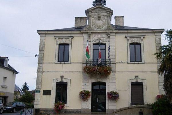Mairie de Pipriac (35)