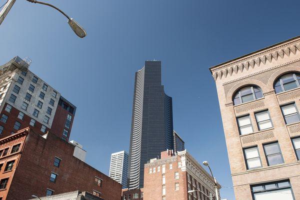 Le Columbia Building de Seattle (Washington)