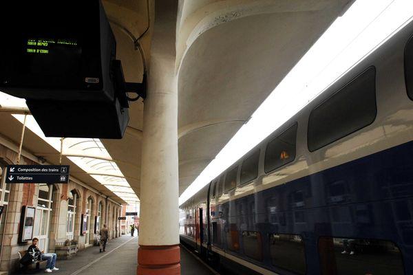 Le trafic SNCF perturbé entre Saint-Brieuc et Rennes après la chute d'un arbre sur les voies à Lamballe