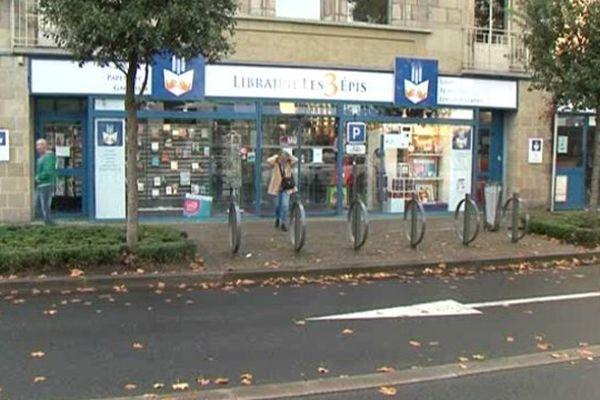"""La librairie """"Les 3 Epis"""" pourrait revivre sous l'enseigne """"Cultura"""""""