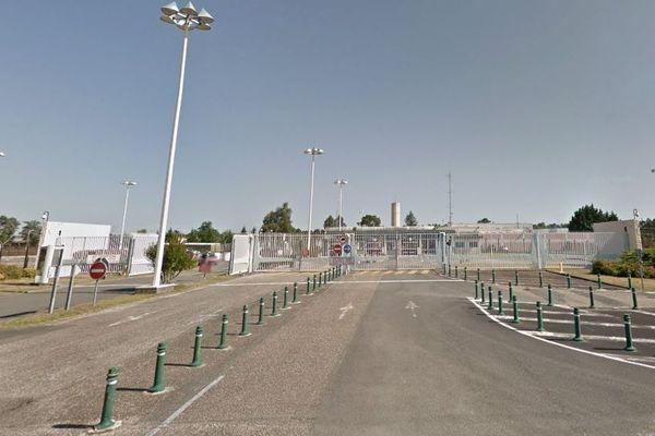 C'est dans le Centre d'études scientifiques et techniques d'Aquitaine (Cesta) situé au Barp, que l'accident a eu lieu.