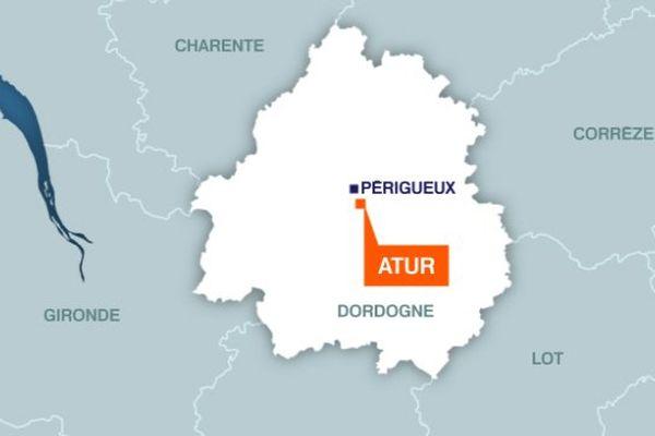 Localisation d'Atur (24)