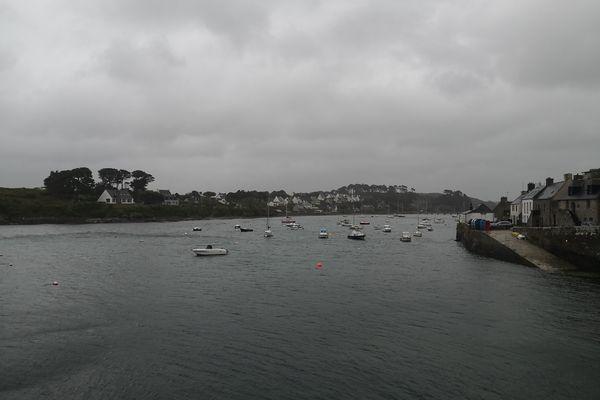 La Bretagne sous la grisaille