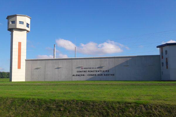 La prison de Condé-sur-Sarthe (Orne)