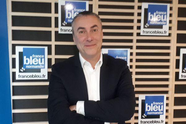 Jean-Louis Louvel a mûri cet été sa décision d'être candidat aux municipales à Rouen
