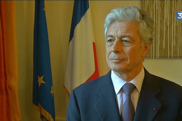 Henri Michel Comet, préfet de région des Pays de la Loire