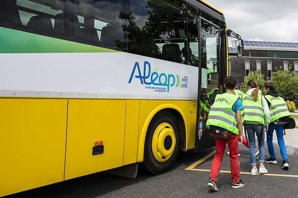 La Région maintient ses services de transports scolaires aux horaires habituelles ce lundi 2 novembre, malgré un début des cours à 10h