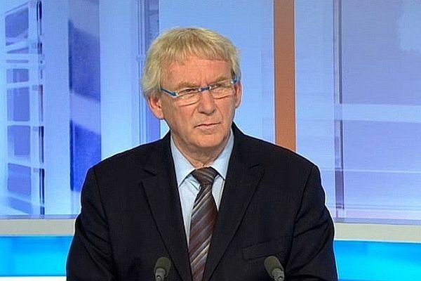 Thierry Foucaud, vice-président du Sénat