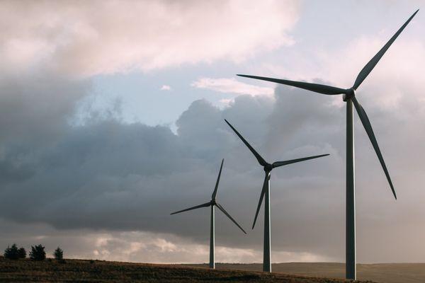 En 2017, le Limousin compte 6 parcs éoliens en fonctionnement