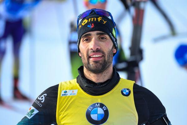 Martin Fourcade a décidé de mettre fin à sa carrière d'athlète en mars 2020.