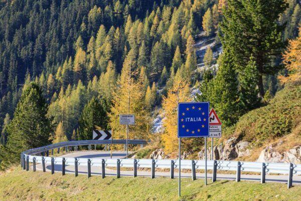 Pour les vacances de Pâques, plus facile pour les italiens de voyager hors de leurs frontières extérieures, qu'intérieures