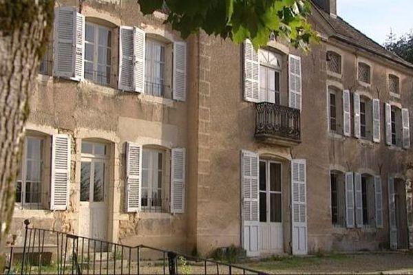 La maison de Jacques Copeau à Pernand-Vergelesses à laquelle Jean-Louis Hourdin, actuel propriétaire, aimerait redonner une nouvelle vie