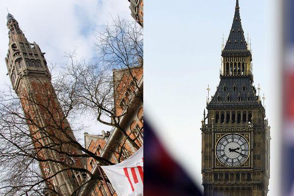 Lille et Londres veulent renforcer leurs liens économiques.