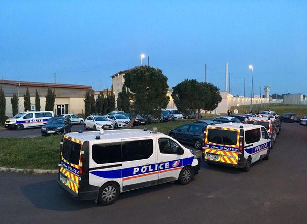 Mutinerie à la prison de Béziers en pleine pandémie de coronavirus