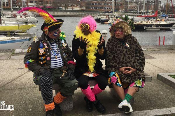 Kamini devient Kaminette au Carnaval de Dunkerque
