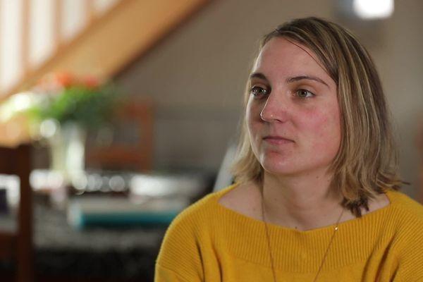 Marion Sicot, originaire du Loiret, avait témoigné dans un reportage de Stade 2.