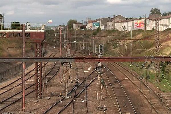 La ligne TER entre Angoulême et Limoges est fermée depuis sept mois.