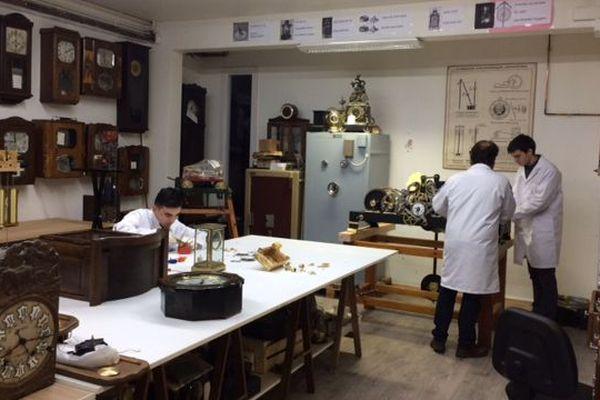 Un laboratoire de précision