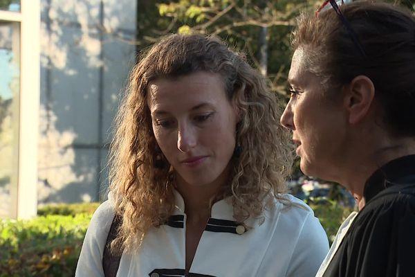 Ophélie Claude-Boxberger a perdu son procès contre son ancien entraîneur Alain Flaccus