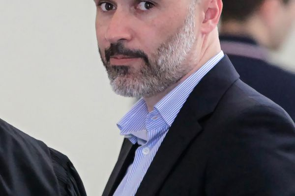 Antony Perrino, chef d'enteprise et ex-PDG de Corse-Matin.