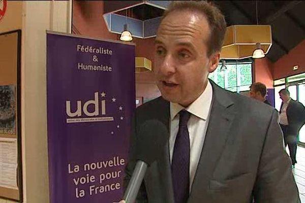 Jean-Christophe Lagarde le 29 juin dans l'Allier et le Puy-de-Dôme occupe le terrain pour préparer les élections législatives de 2017