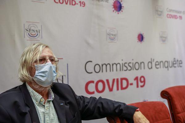 Didier Raoult accuse les Hôpitaux de Marseille de lancer des