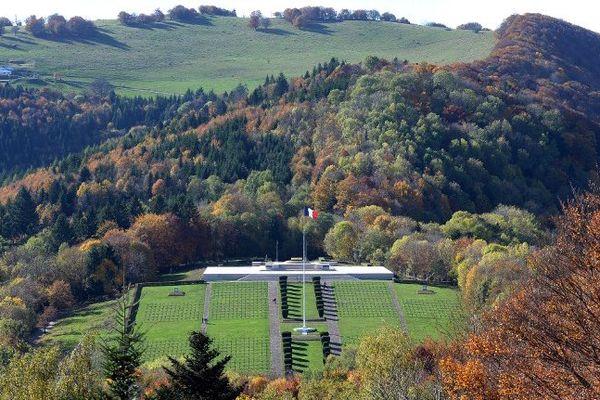 Le Hartmannswillerkopf est site le mieux conservé de toute la ligne de front