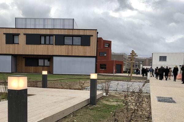 Dans ce nouveau quartier futuriste Bezannes Esperanto, les loyers seront compris entre 1000 et 1400 euros.