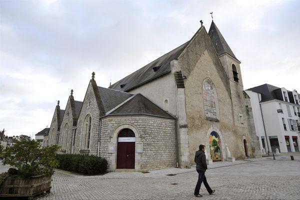 Eglise de Saint-Jean-Le-Blanc - Photo d'illustration