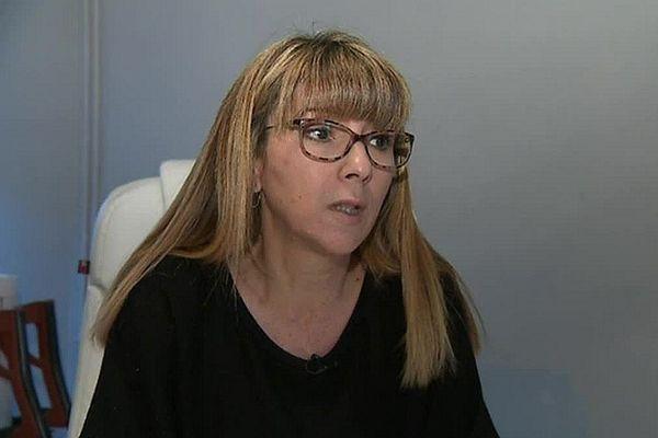 Patricia Mirallès, députée de l'Hérault victime de longues séquelles de la Covid-19 - archives.
