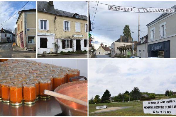 Nos journalistes se sont rendus à Mareuil-sur-Arnon, Pellevoisin, Ourouer-les-Bourdelins, ou encore Saint-Romain.