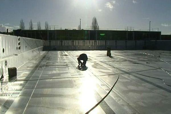 Ouvert au public le 1er février, le nouveau bassin olympique extérieur de l'Odyssée à Chartres accueillera l'élite de la natation française dans quelques semaines lors des Championnats de France grand bassin qui se dérouleront à Chartres du 7 au 13 avril prochain.
