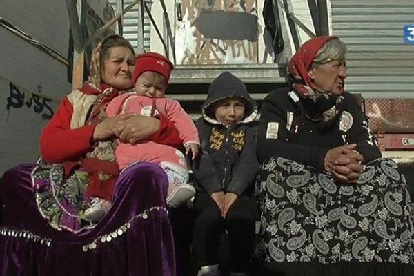 Dans le quartier du Moulin Boisseau à Carquefou, l'installation d'un camp de Roms pose problème. La maire de la ville souhaite les expulser, comme une décision de justice l'a ordonné.