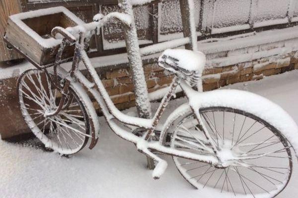 Vosges : 10 cm de neige sur les hauteurs