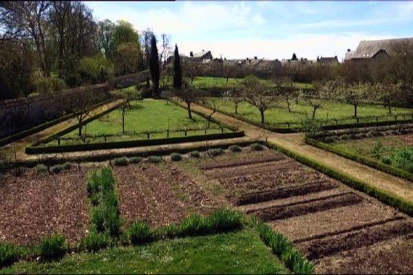 Les jardins du Château du Lude
