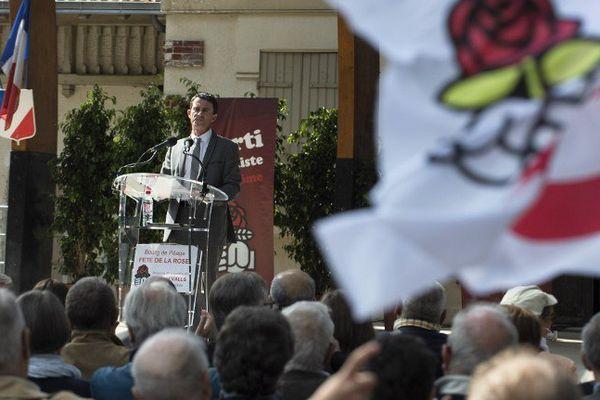 Le meeting du PS prévu au Mans avec Manuel Valls est annulé