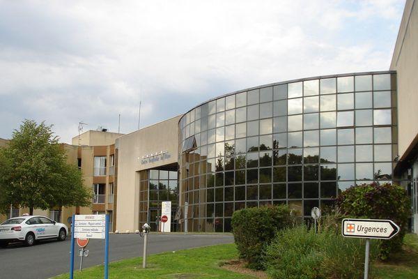 Le Centre hospitalier Le Blanc (Indre)