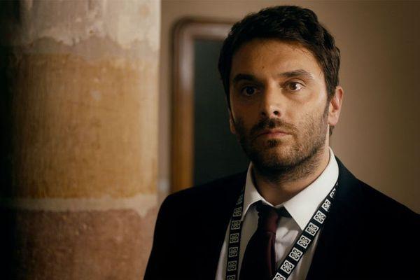 """Pio Marmaï est à l'affiche du film """"Je promets d'être sage"""", qui a été tourné en partie au musée des beaux-arts de Dijon au cours de l'été 2018."""