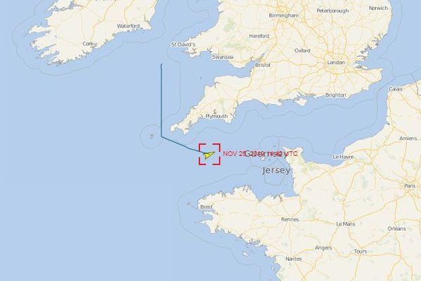 Localisation via Vessel Finder