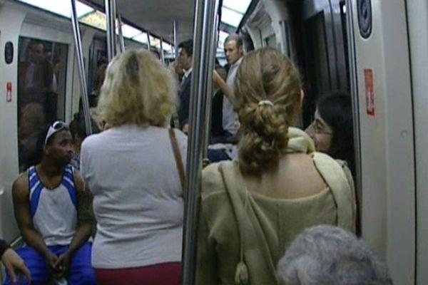Grosse frayeur pour les passagers de la rame A du métro à toulouse