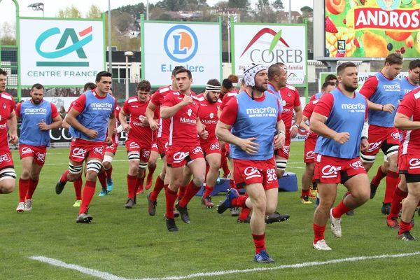 Les lyonnais jouaient face à Brive ce samedi 7 avril, au stade Amede Domenech de Brive, pour un match riche en rebondissements !
