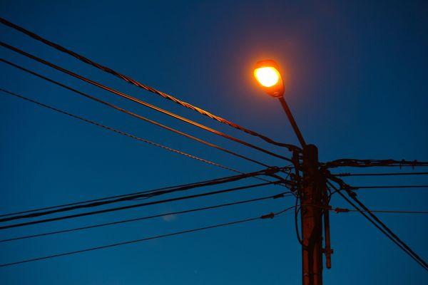 A Rouen, l'éclairage public sera coupé dans certains quartiers pour faire des économies d'énergie.