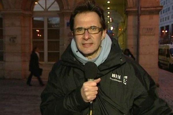 Philippe Mallet, Journaliste France TV
