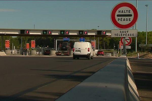 Jeudi soir, un homme a été tué lors d'un contrôle de gendarmerie au péage autoroutier de l'A9 à Gallargues-le-Montueux (Gard).