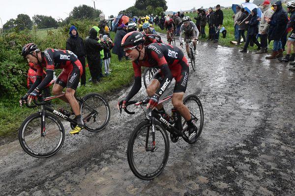 En 2014, le Tour de France avait emprunté le secteur pavé de Bersée.
