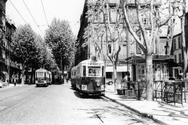 En 1956, le kiosque à journaux des Réformés avait déjà pignon sur rue