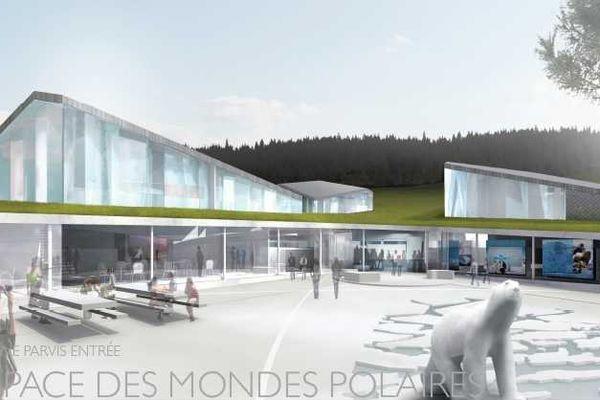 Un nouvel espace touristique au coeur du village de Prémanon