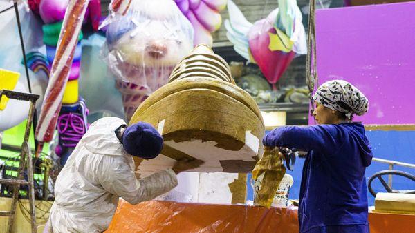 Le carnaval de Nice  génère 1800 emplois directs