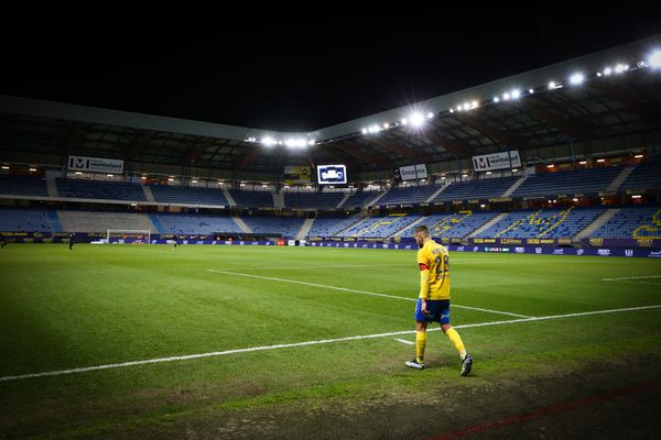 Le FC Sochaux-Montbéliard s'est incliné face à Grenoble ce mardi 20 avril. (ici photo d'une rencontre avec Paris FC cette saison)