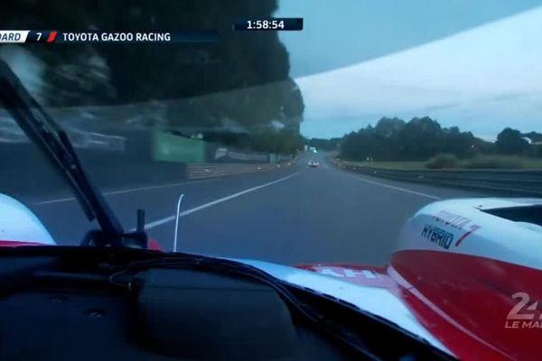24 heures du Mans - image d'illustration - capture d'écran